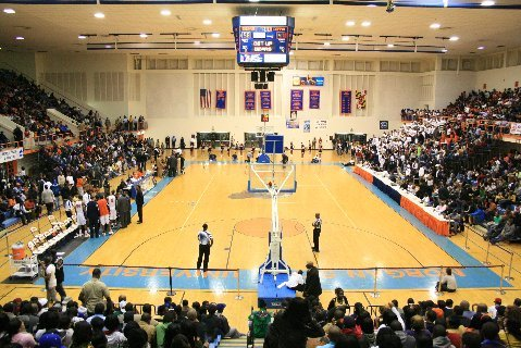 SOLD OUT!!!!!! Hill Fieldhouse