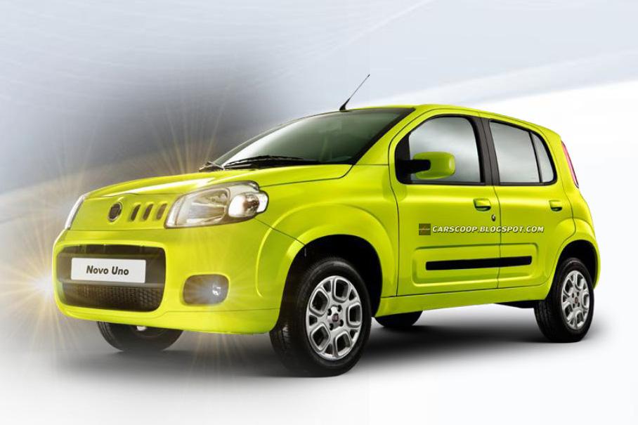 Novo Fiat Uno 2011. do novo Fiat Uno 2011,