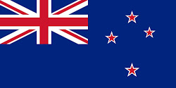 Bandeira da Nova Zelandia