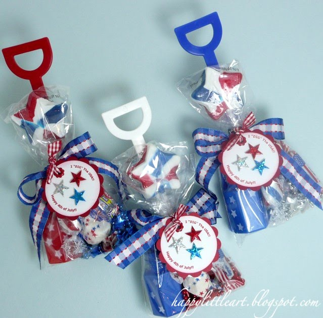 May The Fourth Be With You Party Supplies: HappyLittleArt : 4th Of July...Already!?