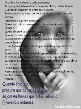 Oração de Proteção !!!