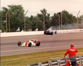 Emerson deixa Al Jr. para trás e ruma para a vitória em 89
