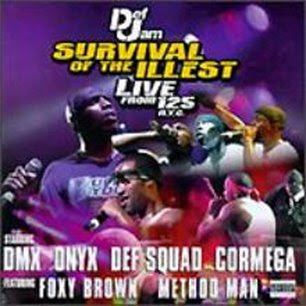 Def Squad - Def Jam Survival Of The Illest Live From 125 NYC