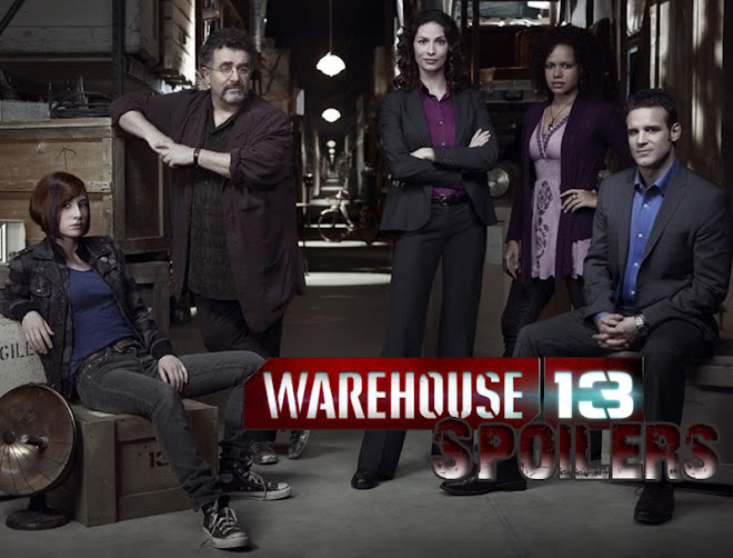 Warehouse 13 Spoilers