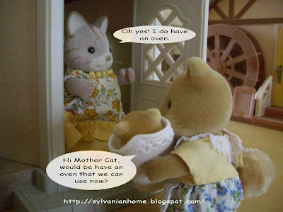 sylvanian strip cat families