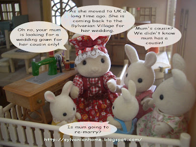 sewing machine sylvanian families