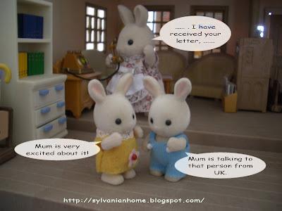 sylvanian families babies