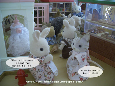 sylvanian families streets