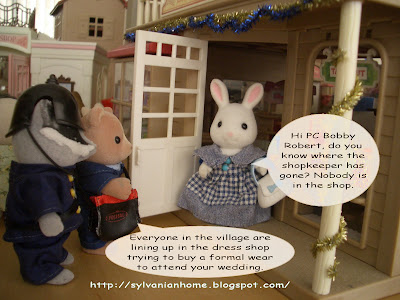 sylvanian families grocery shop