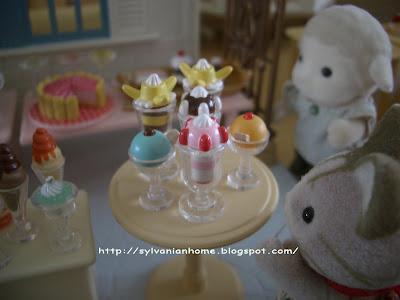 sylvanian families ice-cream