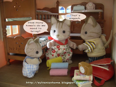 light house sylvanian