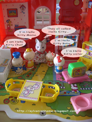 Hello Kitty home