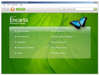 Encarta Reference Library