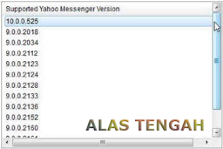 Cara Menghapus Iklan Banner Di Yahoo Messenger