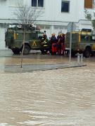 . de la inundacion y a vigilar la zona de la Ronda de los Molinos, . dsc