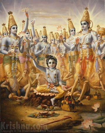 the lords song bhagavad gita analysis essay