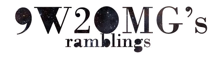 9W2OMG's ramblings