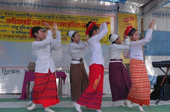 Marma Cultural Dance