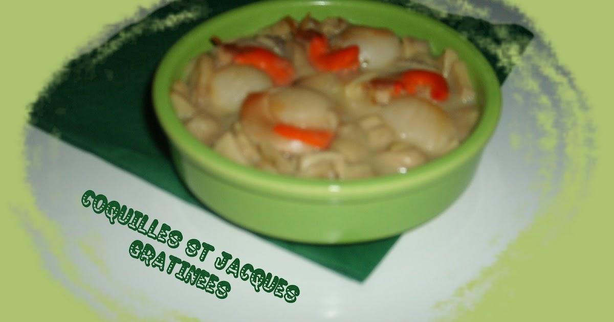 Ma nouvelle fa on de cuisiner coquilles saint jacques - Cuisiner des coquilles saint jacques ...
