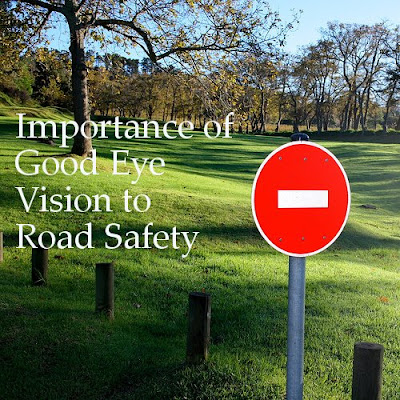 Importance of Good Eye Vision to Road Safety.