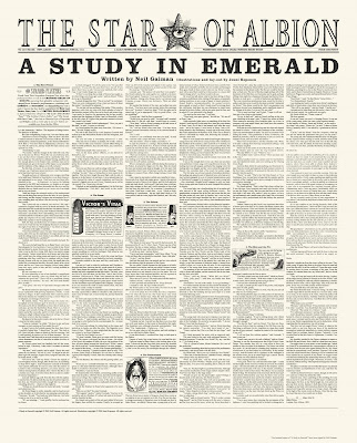 [PDF] A Study in Emerald (2007) Book Review by Neil Gaiman ...