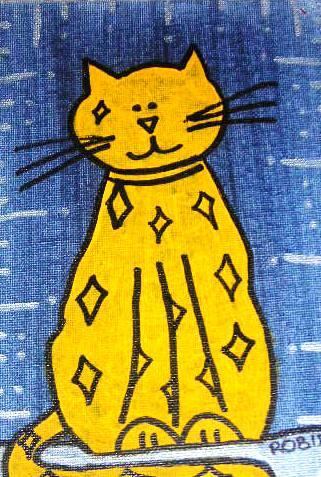 Gatto di Quadri...