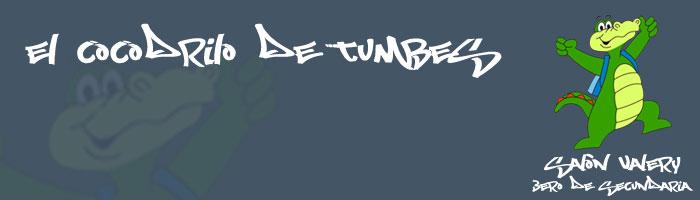 El Cocodrilo de Tumbes