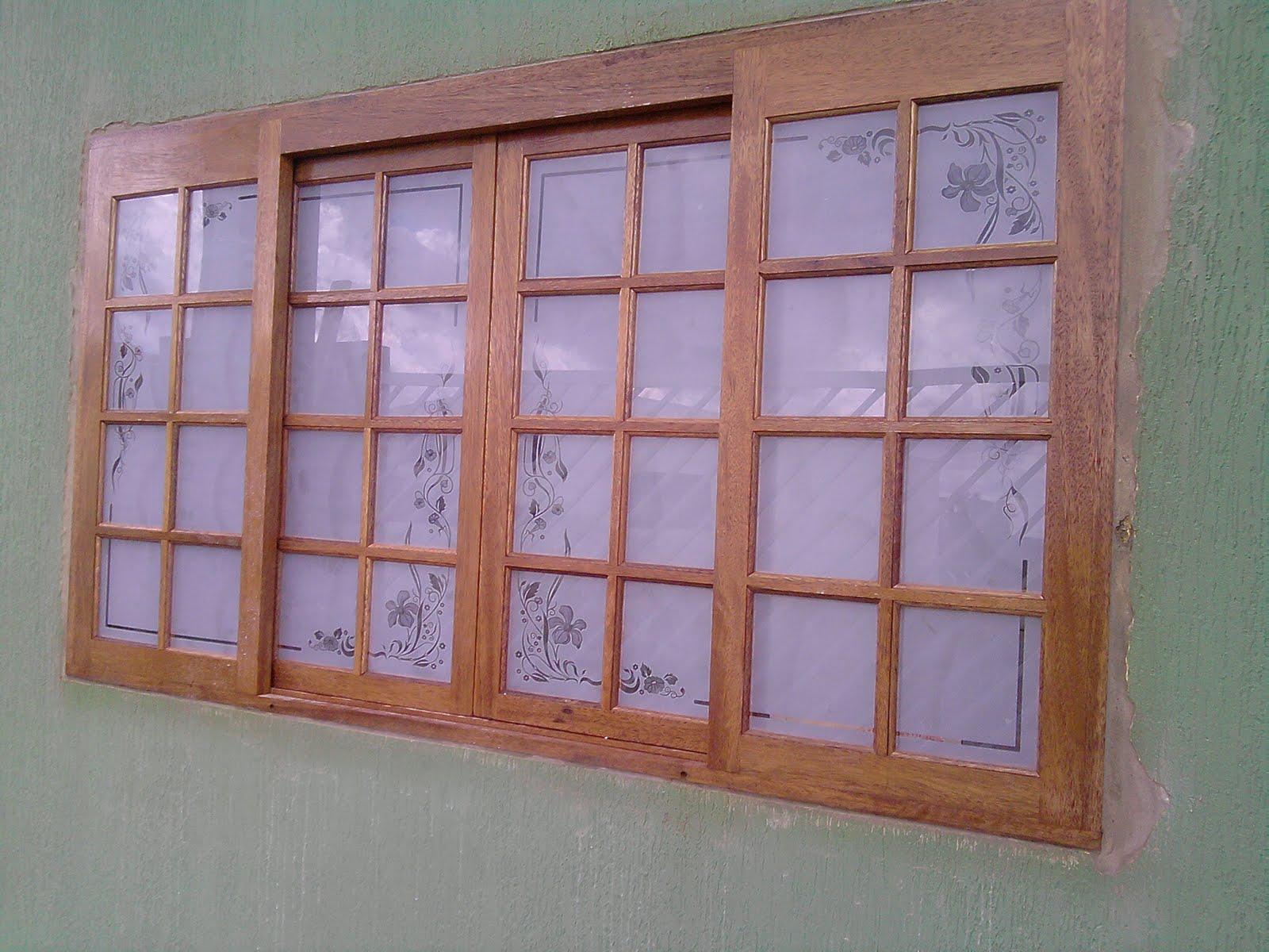 #381713 VIDROS JATEADOS e TEMPERADOS: janelas jateadas e desenhos sombreados 74 Janelas De Vidro E Madeira