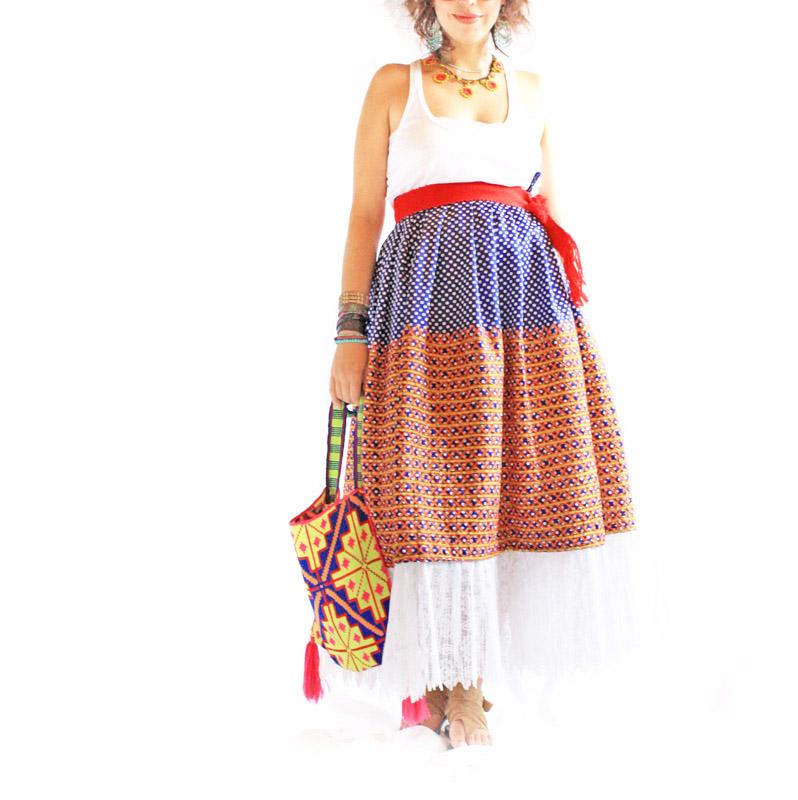 Aida coronado mexico embroidery dresses frida kahlo