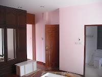 ทาสีภายในบ้าน ห้องชั้นบนสาม