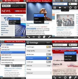 trik mempercepat kneksi internet, PC, Hp, Mobile, Server Baru Opera Mini, Trik mempercepat koneksi opera mini, internet Gratis
