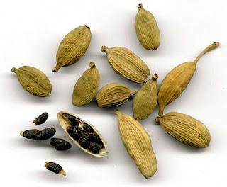 Especias Aromas Cardamomo