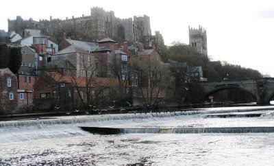 River Wear, Durham Castle and Cathedral