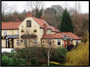 Photo of the Blue Bell Inn.