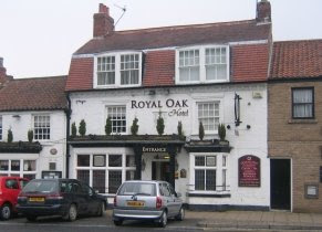 The Royal Oak Hotel in Great Ayton