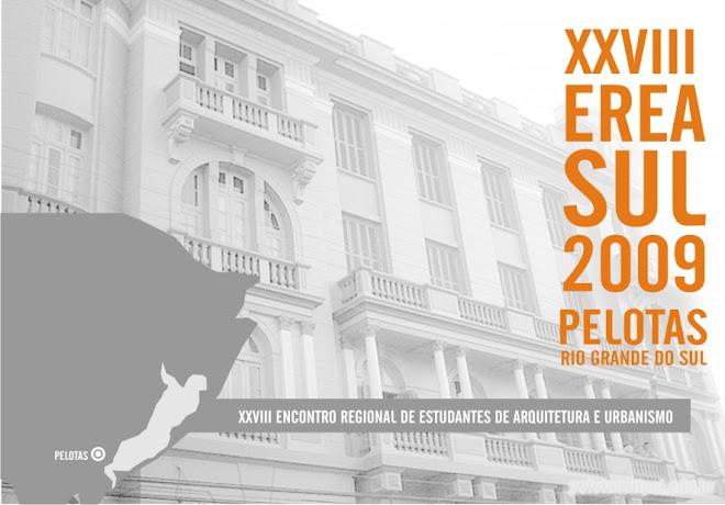 XXVIII EREA Sul Pelotas 2009
