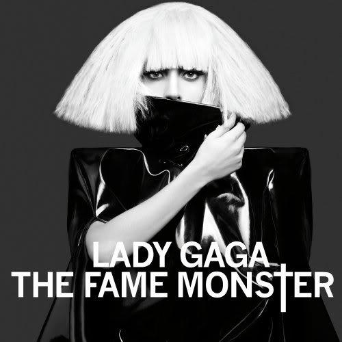 Lady GaGa The Fame Monster Track-List, Album Cover Art