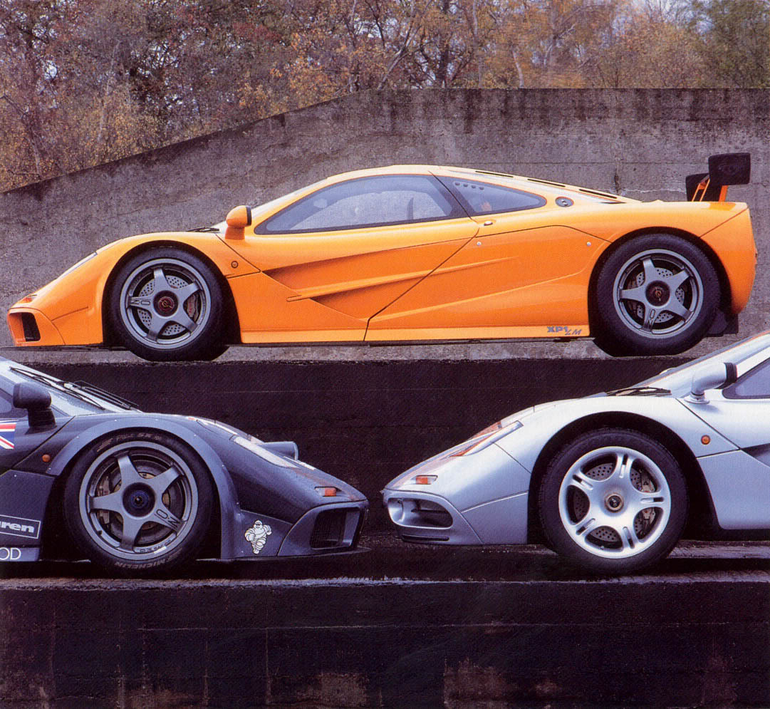 Napsters Mclaren F1 Lm