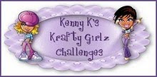 Kenny K krafty girls challenge