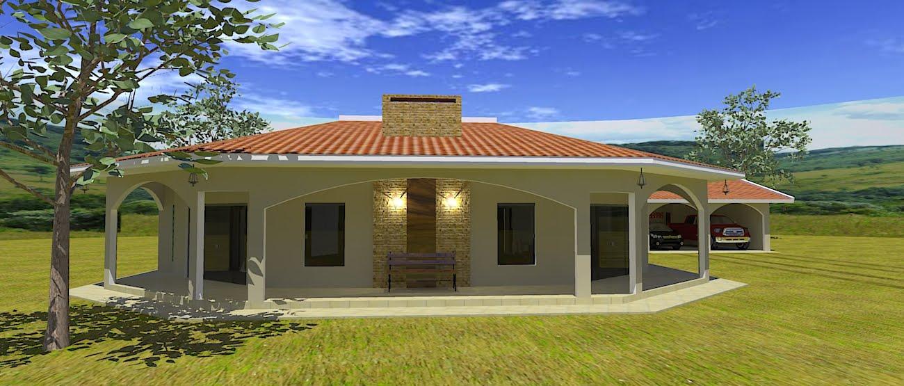 Projeto Casa De Campo Guarapuava Pr Arquitetura E Design