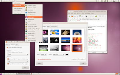 Ubuntu Light Theme