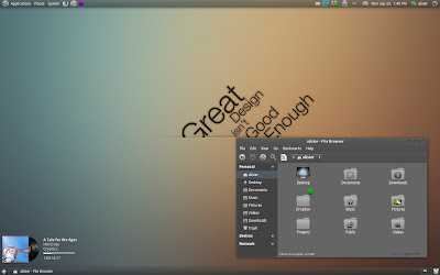 Elegant Gnome Theme Pack Ubuntu PPA