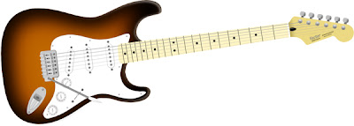 Draw A Realistic Vector Guitar in Inkscape