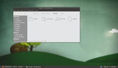 Victory GNOME GTK Theme