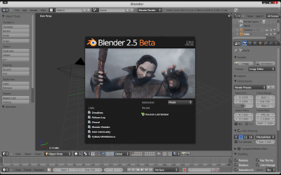 blender 2.56 beta ubuntu ppa