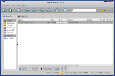 qBittorrent Bit Torrent Client