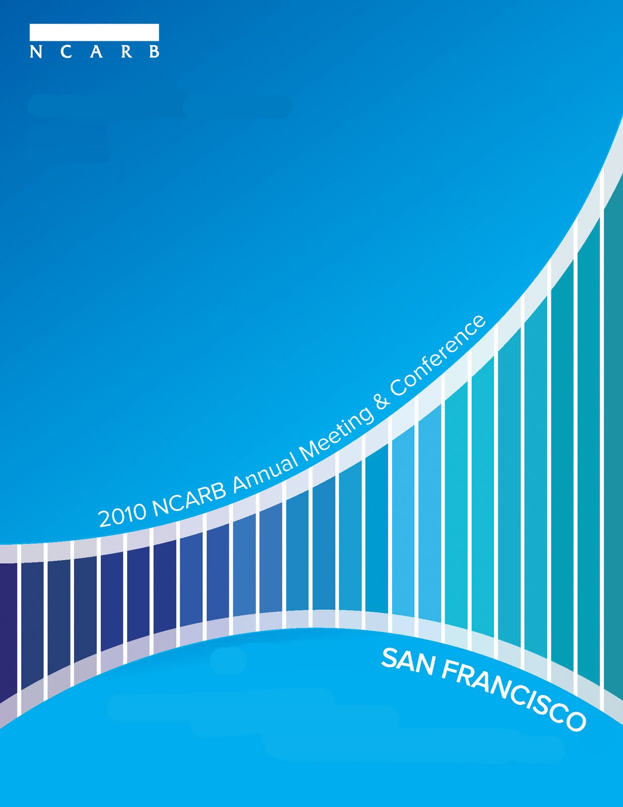 2010 ncarb annual meeting and conference cornerstone for Ncarb
