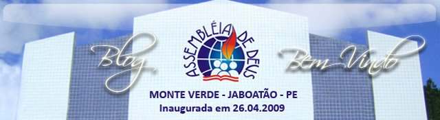 Assembléia de Deus Jaboatão-PE