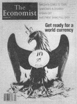 The Economist: World Currency