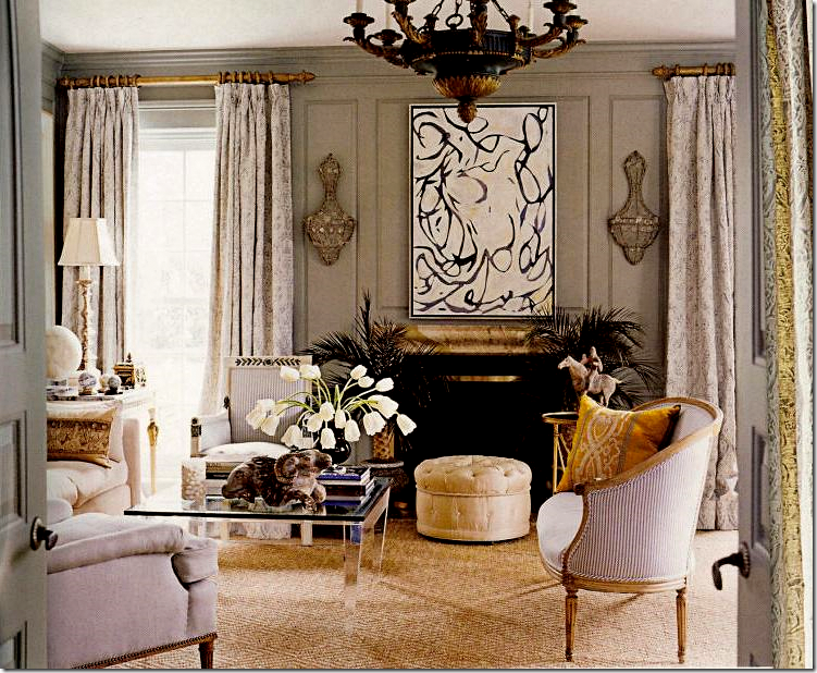 A beautiful nest black gold white - Black white and gold room ...
